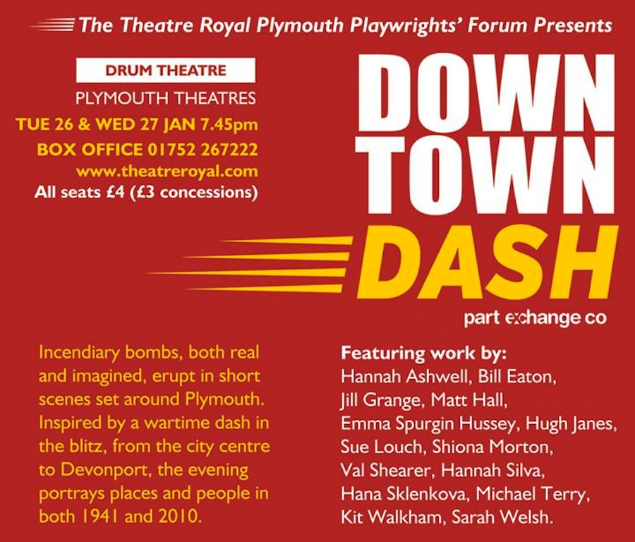 14Downtown Dash