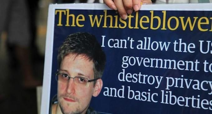 Edward Snowden Talks Data Collection – Future Tourist