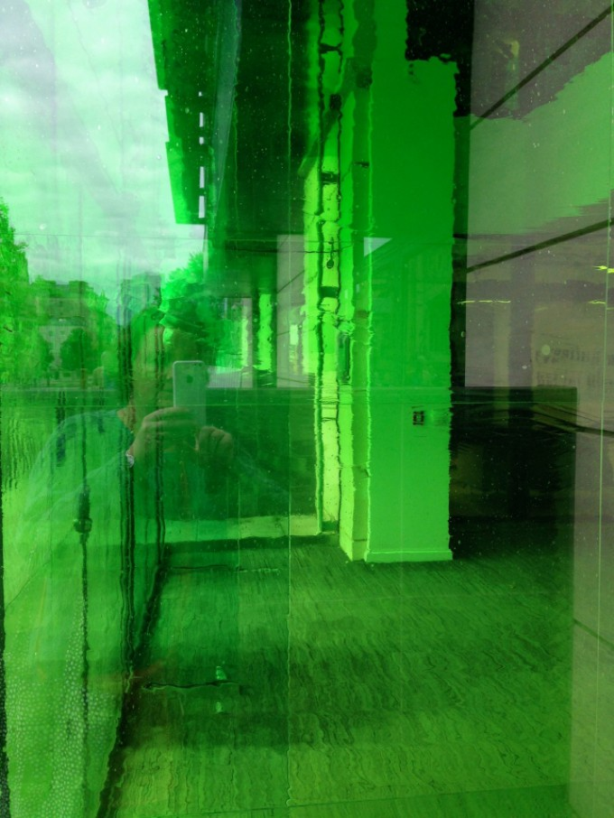Clare Reddaway 'Hidden City Writer in Residence' – Blog & Performance Text