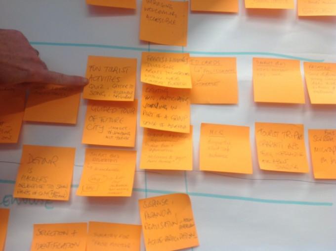 2 Days of Ideas Development!