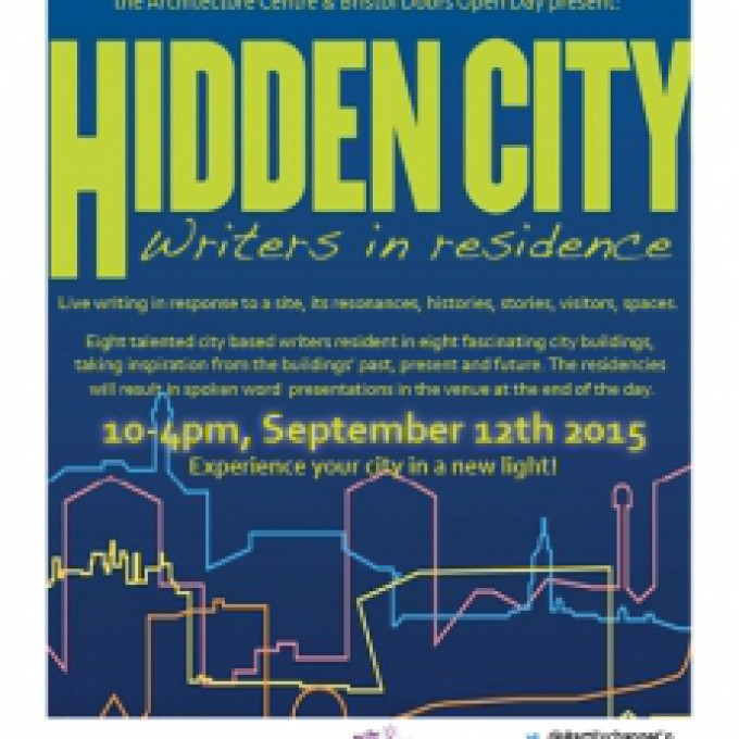 Hidden City Writers in Residence