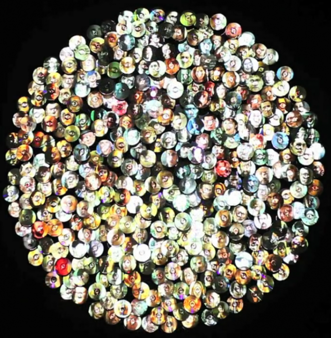 Sikka Magnun – Video Installation Inspiration